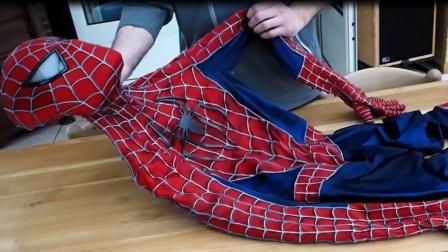 蜘蛛侠:完美的蜘蛛侠服装制作完成!