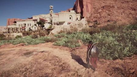 【游民星空】《红色沙漠》预告片评论