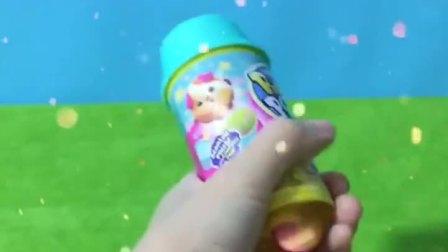 小朋友们见过这种玩具吗