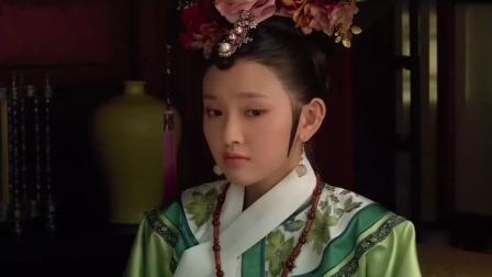 甄嬛传:安陵容总是装出贤良淑德的样子,博皇后欢心,祺嫔嫉妒
