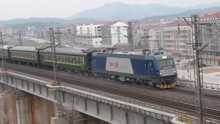 京广线:武南HXD3C牵引K1007次通过