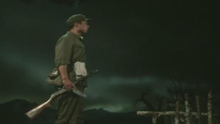 1981年歌剧电影《同心结》曲目《此刻怎能不悲伤》志愿军打跑坏人