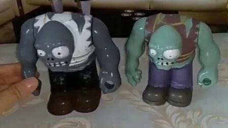 亲子幼教宝宝:白雪和贝儿变成了僵尸。你会帮她们变回来吗