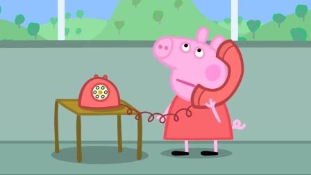 小猪佩奇:爸爸们来野餐,结果一个比一个笨,根本不会做
