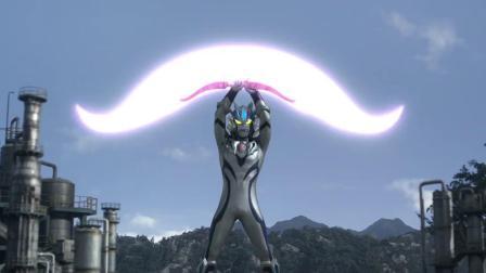 捷德奥特曼:赛罗使出双重究极必杀剑,怪兽根本没机会还手!