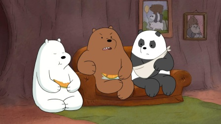 咱们裸熊:是不是有派大星那味了