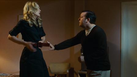 油腻男子欺骗美女,说去小旅馆就能拯救世界