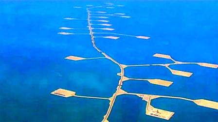 我国南海30万吨黄土涌出海面,西方国家坐不住了:又有大动作?