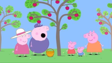 小猪佩奇:猪爷爷好厉害,用虫子分解垃圾,简单又实用