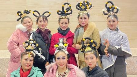 JQ国际舞蹈 敦煌舞