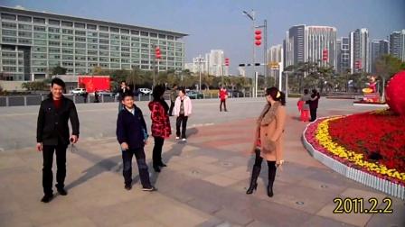 2011年深圳过春节《安区中心区》2011.2.2#春节