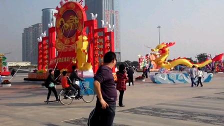2011年深圳过春节《大年三十》2011.2.2#春节