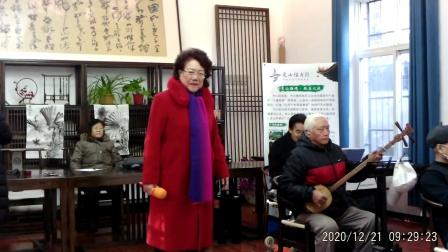 豫剧《抬花轿》选段 洛阳周老师演唱
