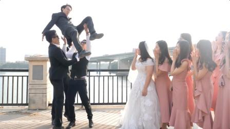 201219 卢桂安&张南雁 -婚礼席前回放-