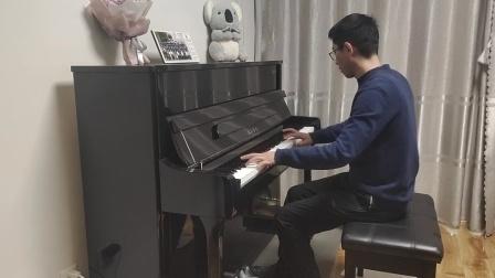 吴宗畅 肖邦练习曲 op.10 no.1 逃亡圣咏练习曲