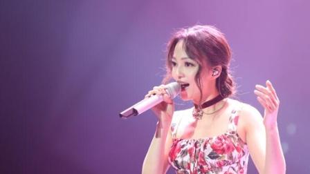 张韶涵又一首歌火了,一首《你的答案》获赞百万,嗓音高亢绝了