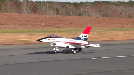 涡喷航模 BVM 1比5 F-16 搭配 K320 飞行影片
