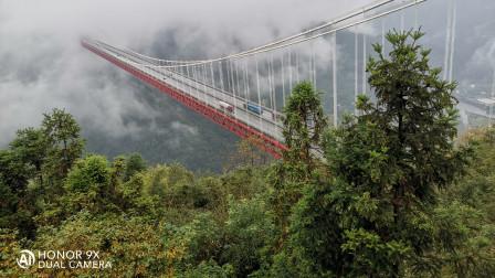 湘西吉首矮寨特大悬索桥