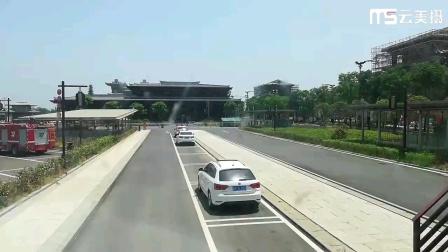 陕西汉中著名景点【兴汉胜境】天音传媒影视