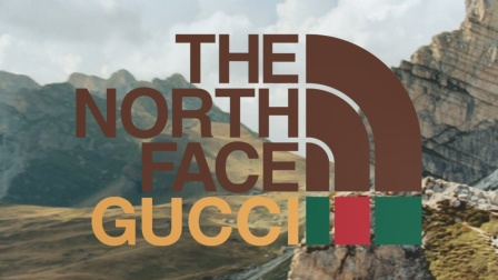 The North Face × Gucci联名系列形象大片