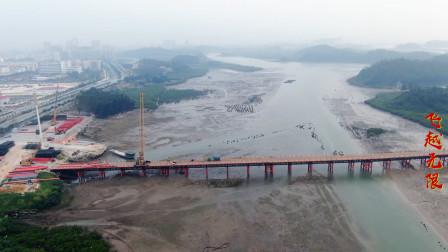 广西最长跨海大桥,钦州龙门大桥,一小时逛北钦防不是梦!