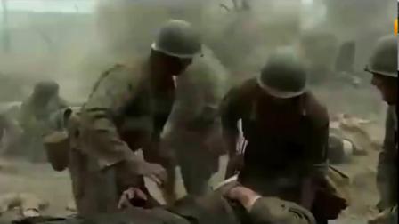 《血战钢锯岭》美军消灭日本鬼子,拿下钢锯岭