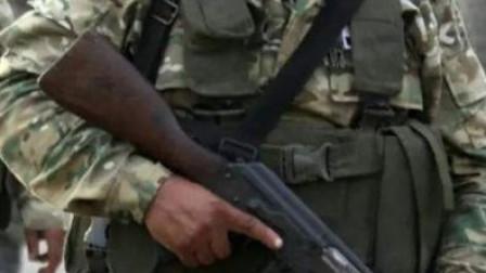 叙利亚叛军兵分两路:一路杀进索马里海盗,去打印军#酷知#