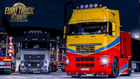欧洲卡车模拟2:深夜的光污染   2020/12/19直播录像(2/2)