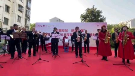 老年大学管乐团