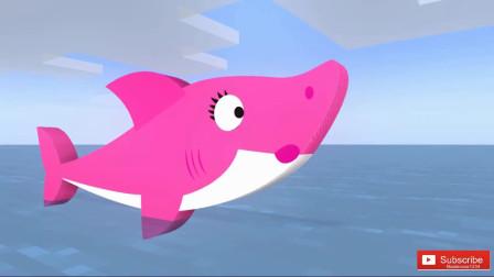 我的世界动画-怪物学院-木筏挑战-Mastercow1234