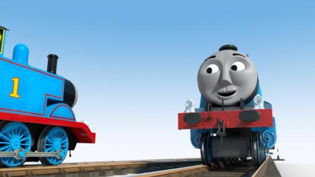 托马斯和朋友的小故事 托马斯全速前进