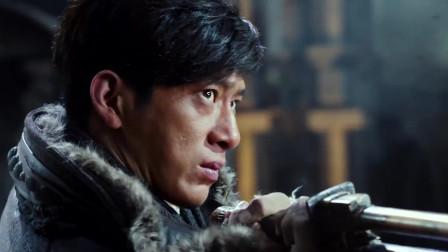 沉睡千年的古象王,遇到张起灵也得甘拜下风,被黑金古刀杀了