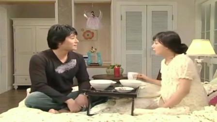看了又看:子晴想吃面条,王慕半夜煮给她