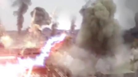 欧布奥特曼:魔格大蛇大肆破坏,伽古拉阴谋得逞?