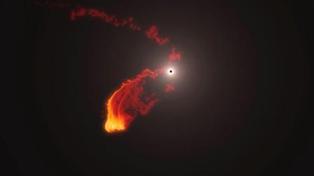 银心黑洞周围发现的一个天体,从黑洞旁经过不受影响,毫发无损!