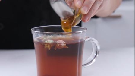 玫瑰茶能消除疲劳,加上它缓解抑郁促睡眠,四大好处看得见!