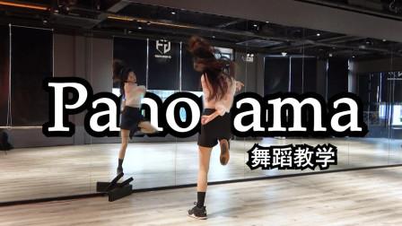 【南舞团】 panorama izone 舞蹈教学 分解教程 翻跳 练习室 韩舞(上)