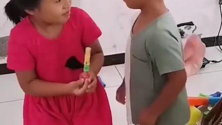 少儿益智:姐姐,我也想吃糖