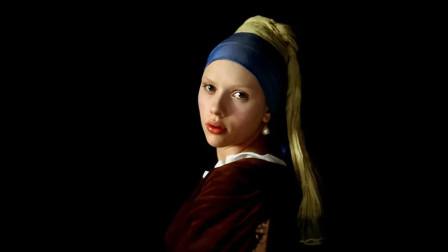 黑寡妇斯嘉丽成名之作,她竟然还演过这么青涩的角色,实在太美了