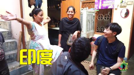 印度大妈:把我女儿带回中国去!中国小伙在印度农村的趣事