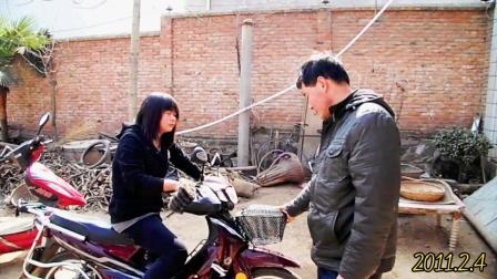 2011年春节(丹凤县保定村一组)2011.2.4