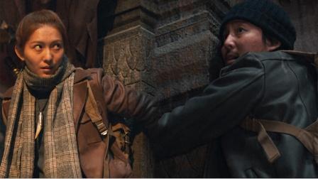 《昆仑神宫》高燃混剪,胡八一小分队勇闯魔国古墓