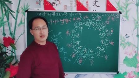 风水师基础课程第10节,金木水火四大局简介