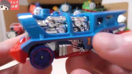 托马斯詹姆斯玩具 小火车造型百变