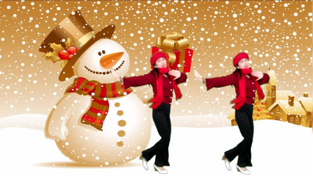 圣诞节快乐!《圣诞狂欢曲》欢快喜庆送给大家