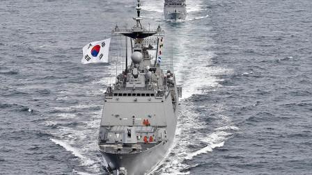 """韩国拼了命建造""""亚洲第一舰"""",配备宙斯盾系统,如今被中国超越"""