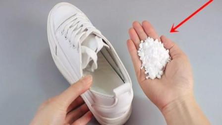 """鞋子里撒一把""""它"""",鞋子快速干燥无臭味,脚气脚臭躲着你"""