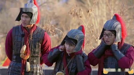 了不起的长城 :虎蹲炮萌翻砖员,刘烨放炮,吓坏众人?