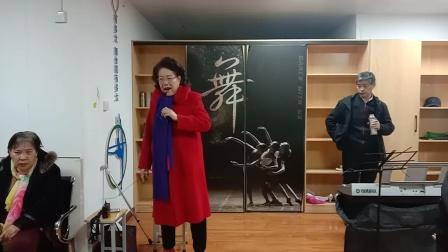豫剧(岳母刺字)唱段,洛阳周老师演唱