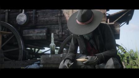 【小猪】《荒野大镖客OL》一个成熟的收藏家